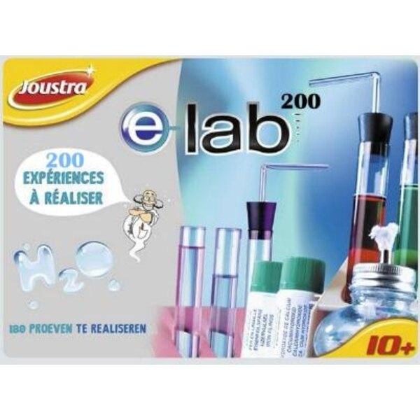 E = 200 Lab