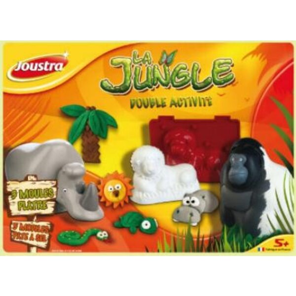 Double Box Jungle Activity