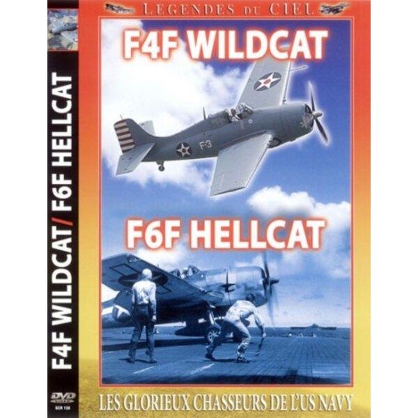 F4F Wildcat & F6F Hellcat
