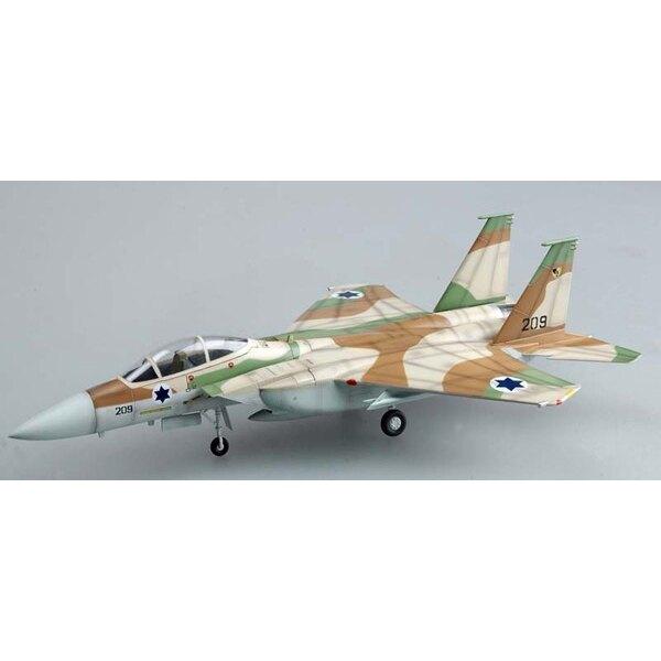 F-15I Eagle IDF Israeli N°209