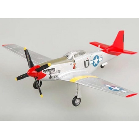 P-51D Mustang Red Tails Tuskeegee