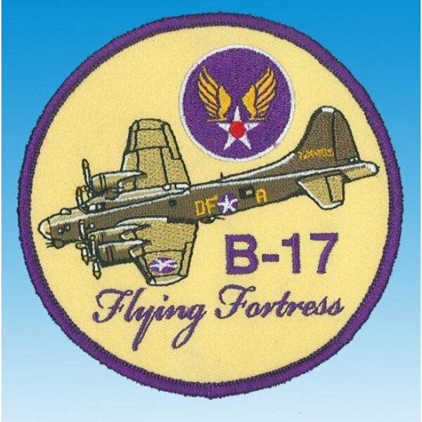 Patch B-17 Flying Fortress