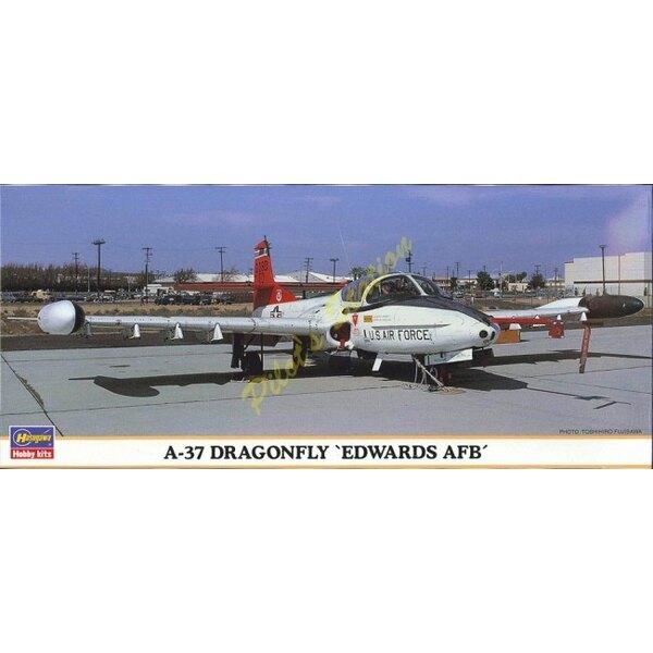 A-37 Dragonfly 'Edwards AFB'