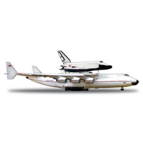 Antonov AN-225 Mriya & Buran Orbiter