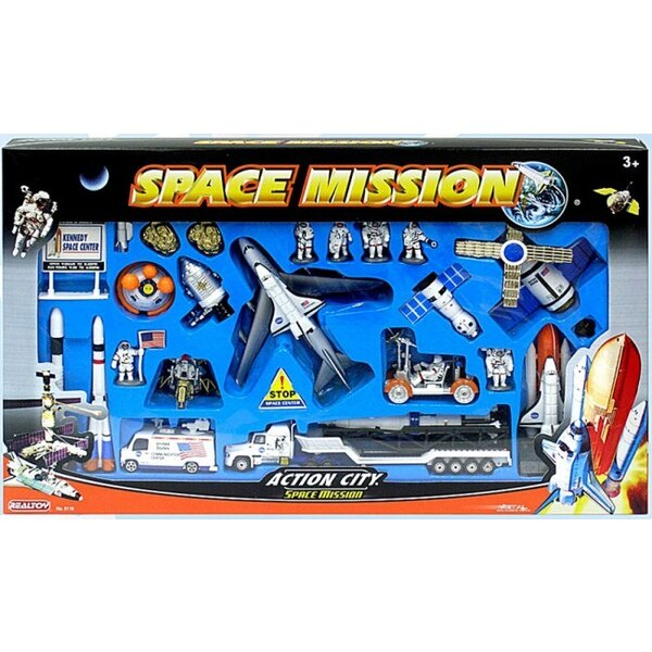 Space Exploration playset - 28 pieces (x2)