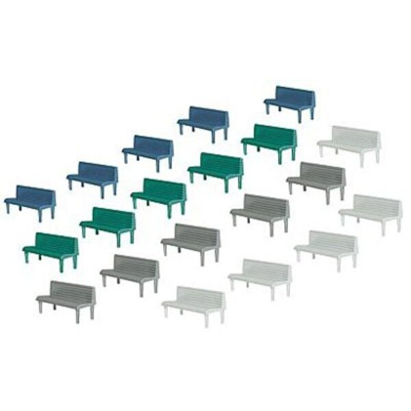 20 Benches