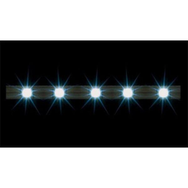 2 LED bar spotlights, white