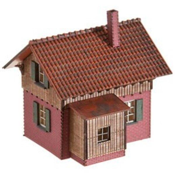 Signal man house