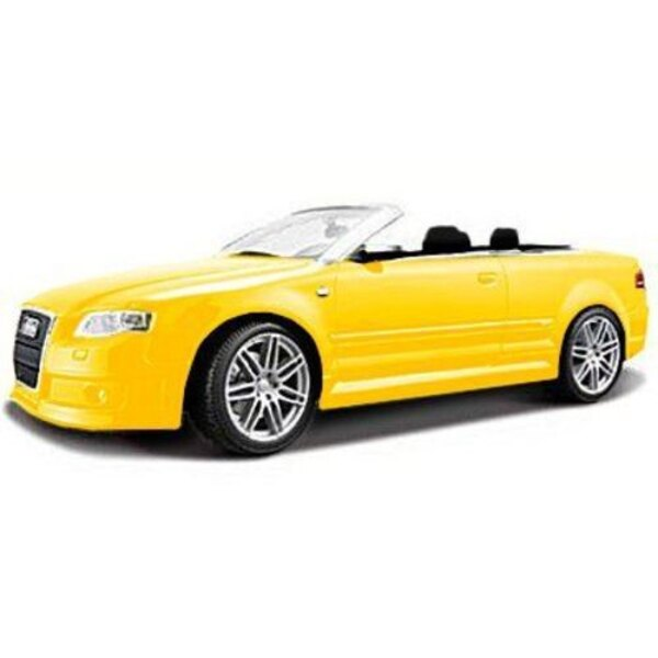 Audi Rs4 Cabriolet 1:18