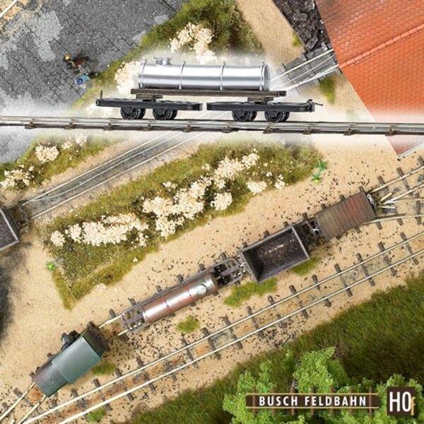 Bogies de vagones cisterna