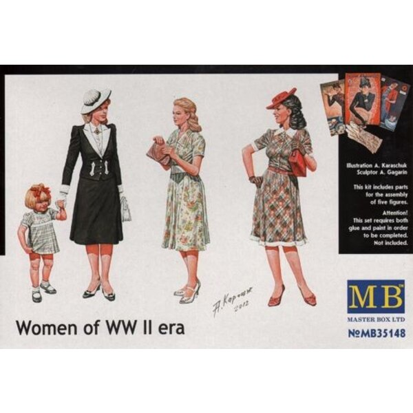 Women of WWII Era