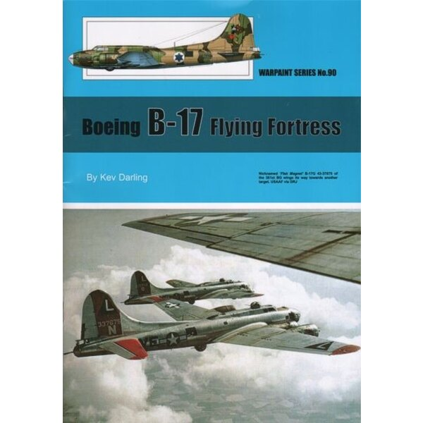 Libro Boeing B-17G Flying Fortress