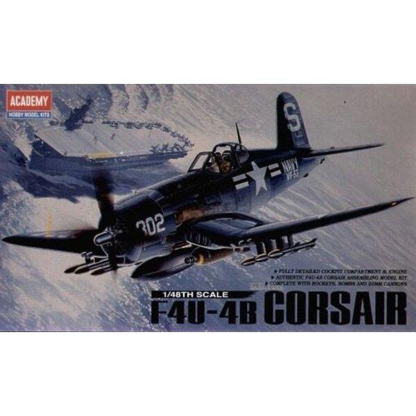 Vought F4U-4B Corsair (WAS AC2124) ** VEA TAMBIÉN RESTANTE EN OLD CODE **