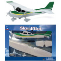 cessna 172 skyhawk - kit (x6pcs)