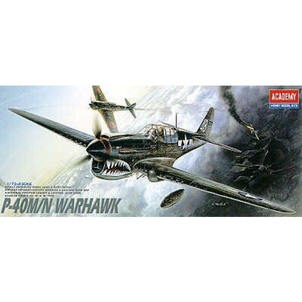 Curtiss P-40 M / P-40N Warhawk (FUE AC12465)
