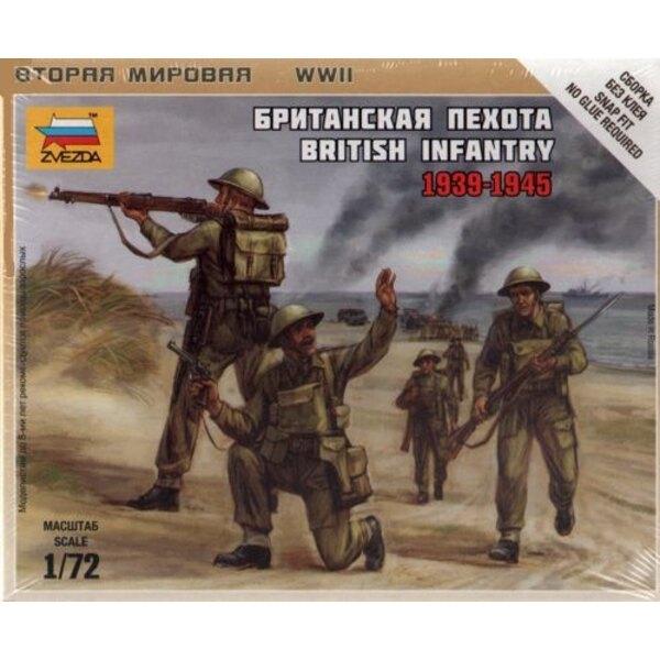 British Infantry 1939-1942