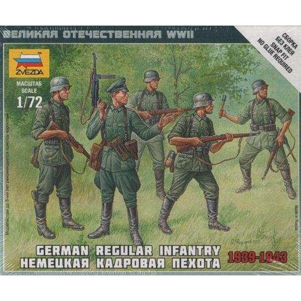 German Infantry 1939-43