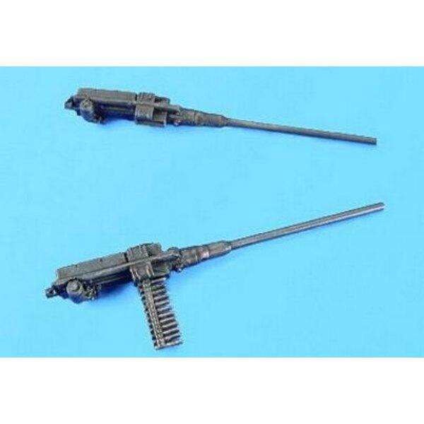 German 20mm MG151 guns