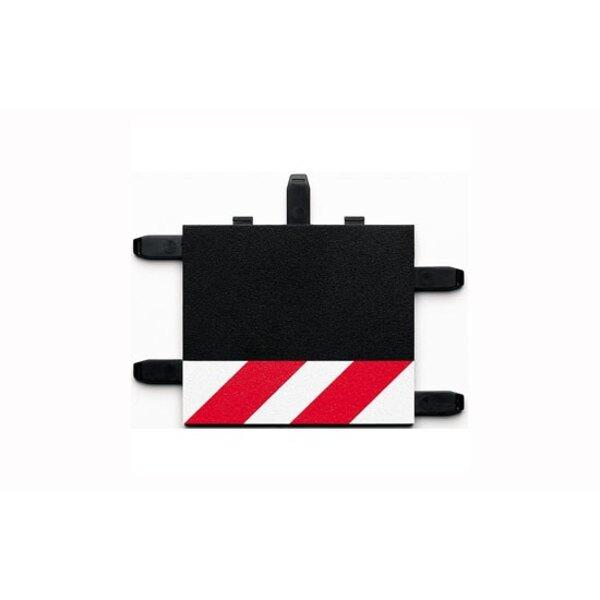 Las fronteras exteriores de tercera recta estándar ( 4 piezas )