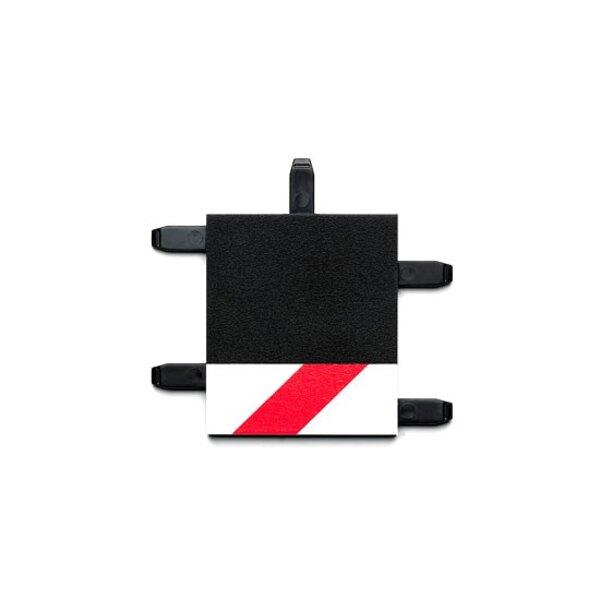 Bordes exteriores de las líneas estándar de 1/4 ( 4 piezas )