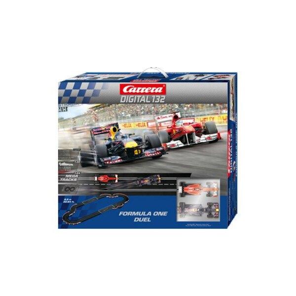 Circuito Digital 132 Fórmula Uno DualVoitures