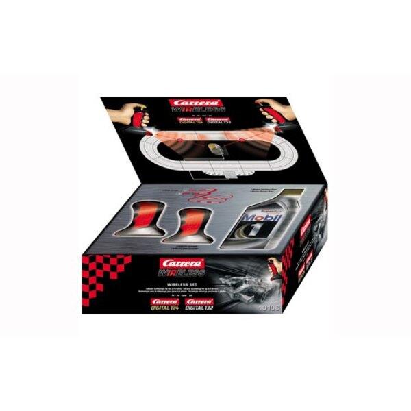 Wireless Kit Carrera Digital 124 / 132 Digital ( 2 reguladores de velocidad , receptor)