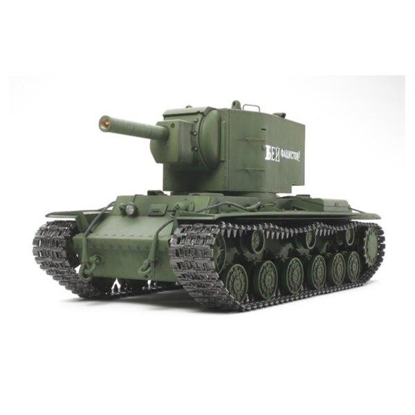 Ruso tanque pesado KV- 2