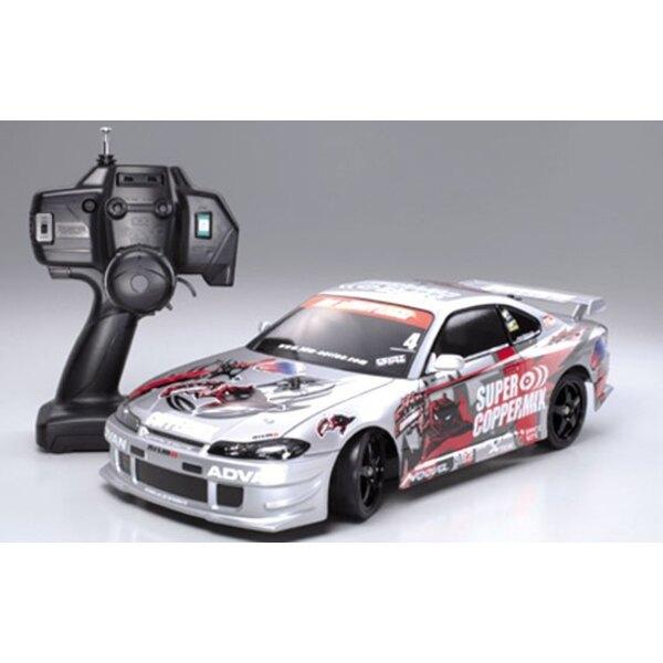XB Nismo Silvia Drift TT01D