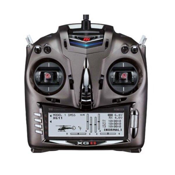 XG11 modo de radio 1