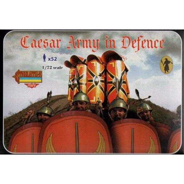 Caesar Ejército en Defensa. antiguo