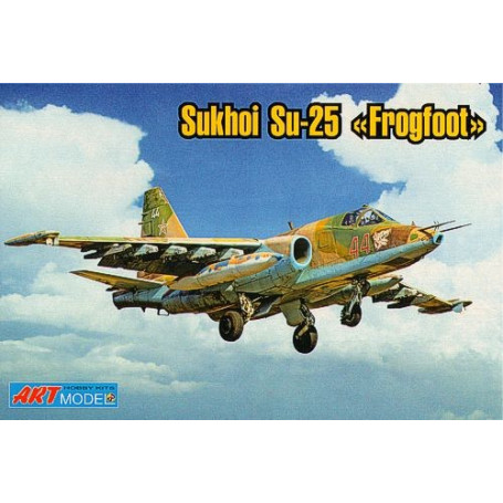 Sukhoi Su- 25 Frogfoot