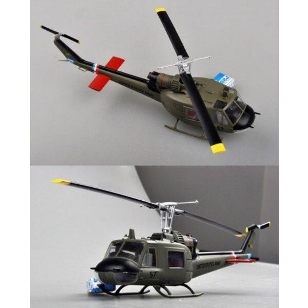 Bell UH -1C - 57 ª Compañía de Aviación pumas Phu Cat - Octubre
