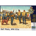 RAF pilotos , WW II Época