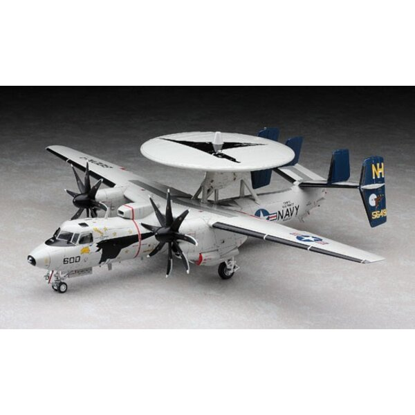 E -2C Hawkeye E31 2000 EE.UU. NAVY