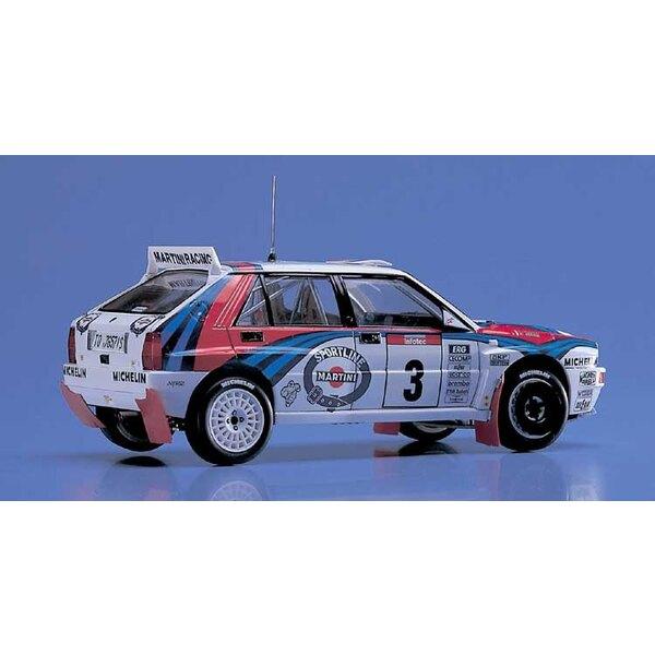 CR 15 LANCIA DELTA WRC