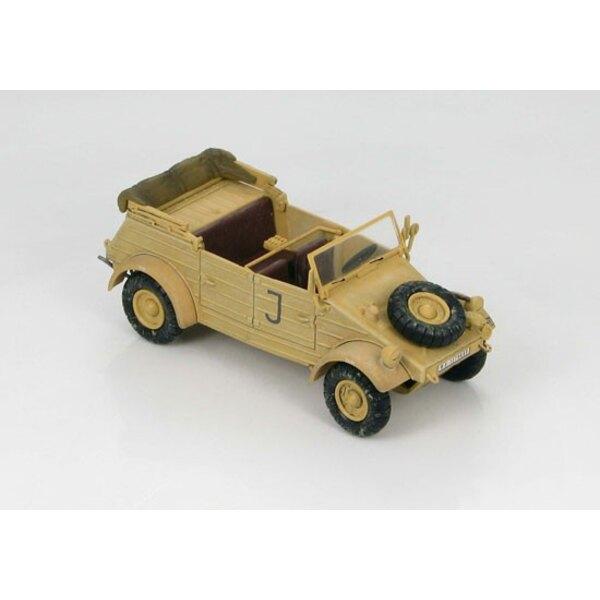 Kubelwagen Africa-Corp
