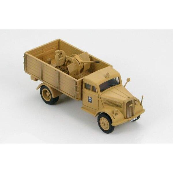 Cargo Truck DAK