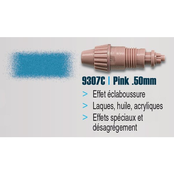 Punteado TIP Rose 0.50mm