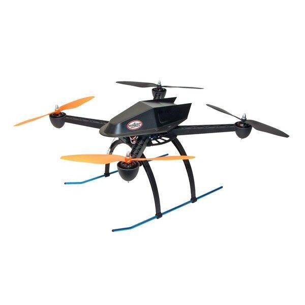 Quadricopter de EP ARF + 6V Radio