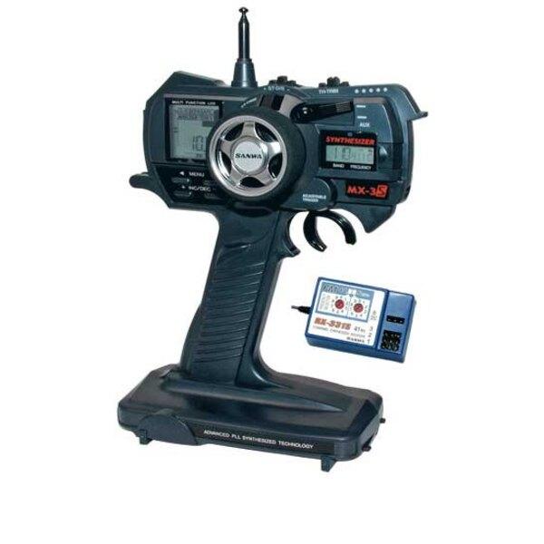 MX -3S 3 VIAS FM 40MHz - SYNTH