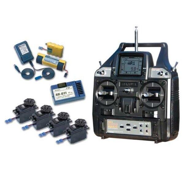 DEPORTE RD6000 6 WAY 41 MHz FM