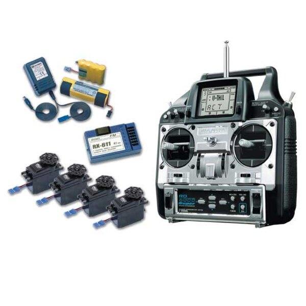 RD6000 ESTUPENDO 6 WAY 41 MHz FM