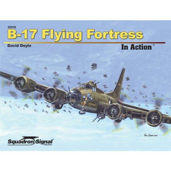 Libro B- 17 Flying Fortress - EN ACCIÓN