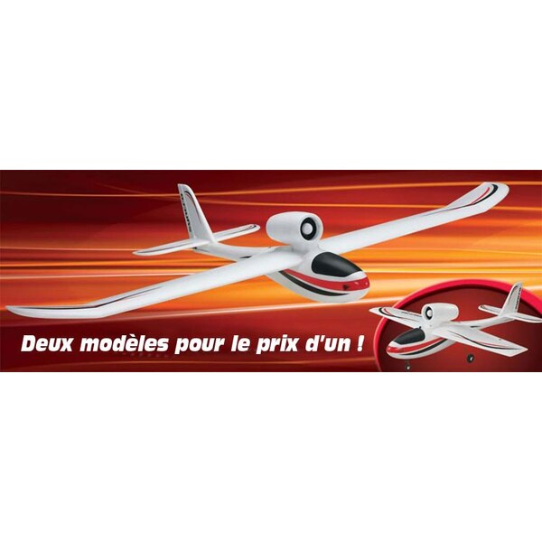 SYNCRO EP DUCTED FAN GLIDER ARF