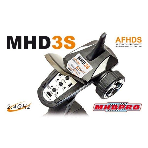 Radio MHD3S 3 Voies 2,4 GHz