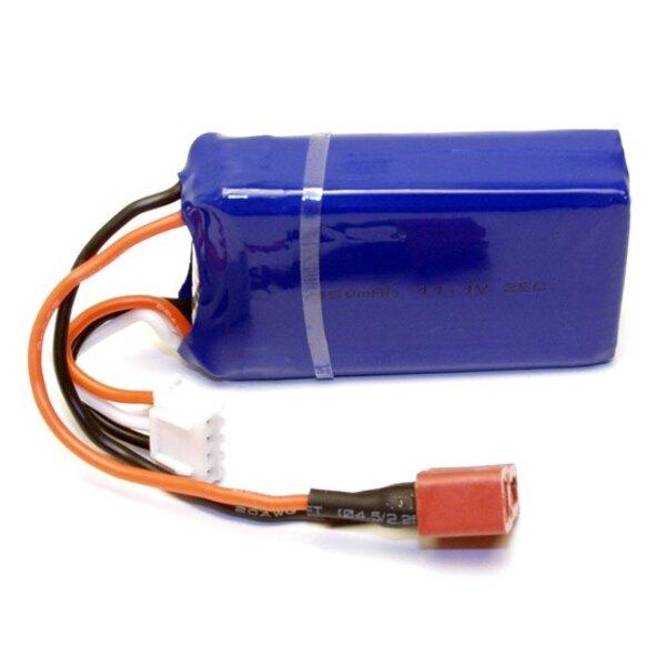 Espíritu 3S LiPo batería 450 mA