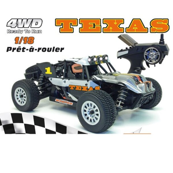 TEJAS Buggy RTR EP