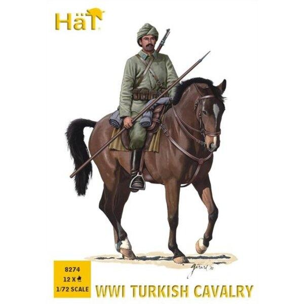 WWI turca Caballería