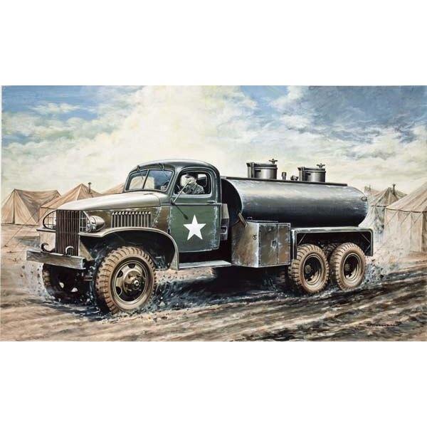 GMC 6x6 del tanque de agua