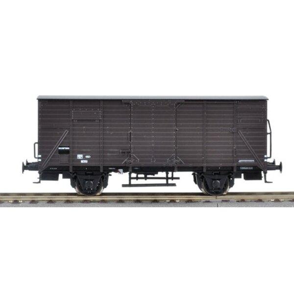 G10 furgón SNCB